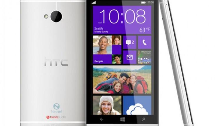 HTC One con Windows Phone