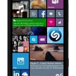 Nokia Lumia 1320 Rendering