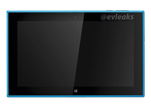 Nokia Lumia 2520 Ciano