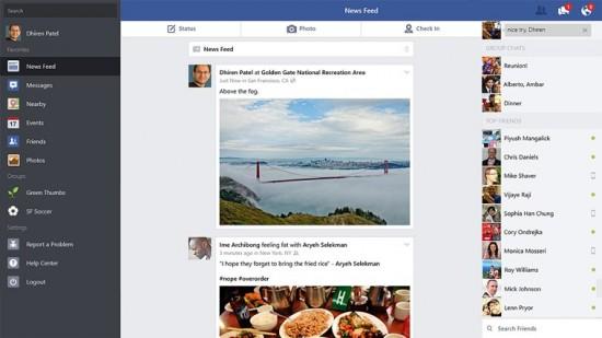 Facebook W8.1