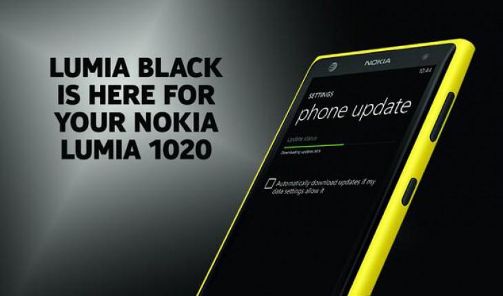 Nokia Black Lumia 1020