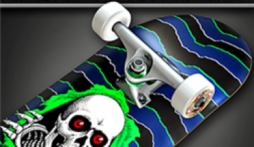 Skateboard Party 2 logo