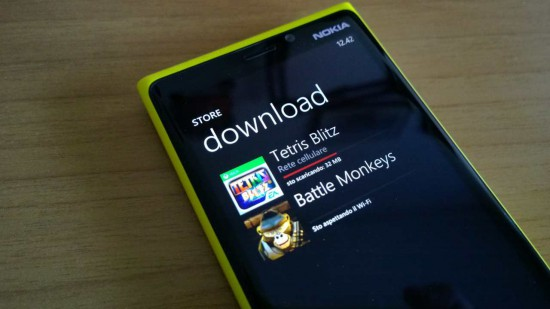 Download App da Windows Phone Store