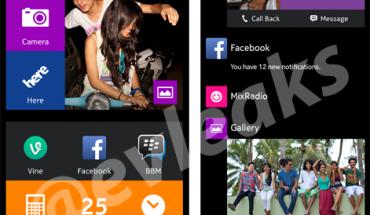 Nokia Normandy UI