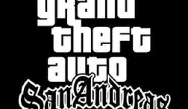 GTA San Andreas logo