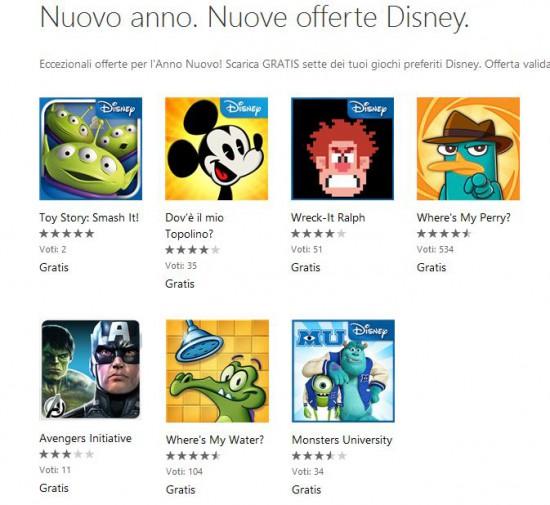 Offerte Disney