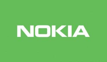 Nokia Logo Verde