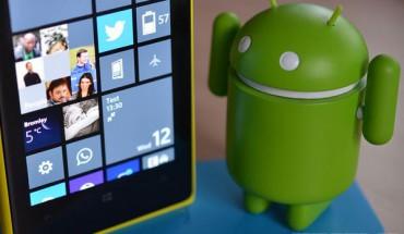 App Android su Windows e Windows Phone
