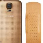 Galaxy S5 e cerotto