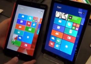 Lenovo ThinkPad 8 e Lenovo Miix 2