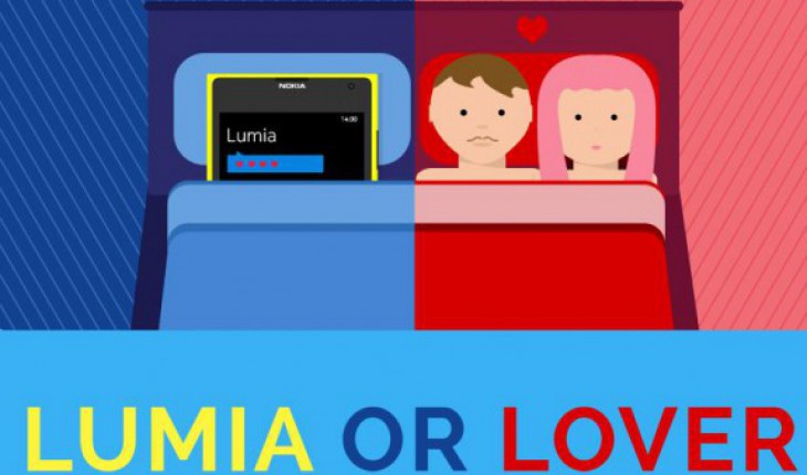 Lumia or Lover contest