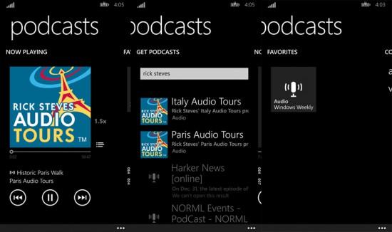 Bing Podcast