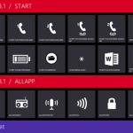 Icone di sistema WP8.1