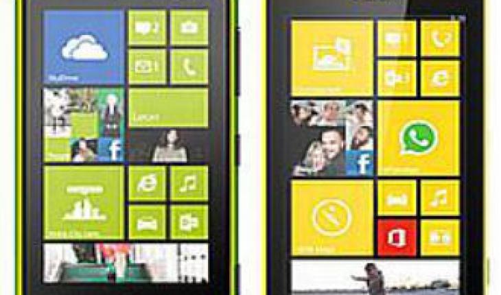 Lumia 520 Lumia 620