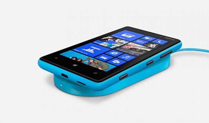 Nokia Lumia Wireless Charging
