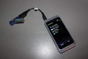 Nokia USB On the Go