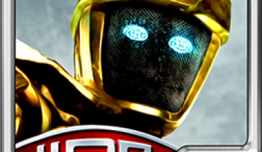 Real Steel World Robot Boxing logo