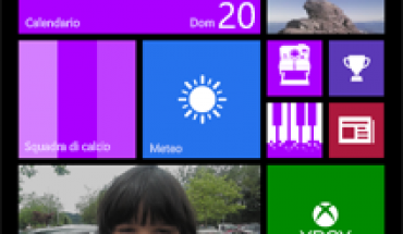 Windows Phone Start Screen