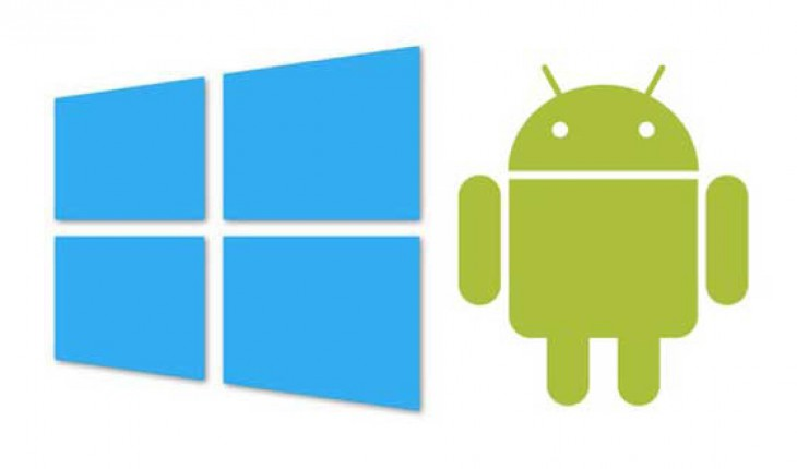 Windows e Android Logo