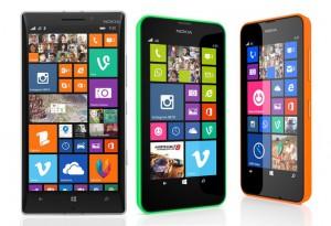 Lumia 930 Lumia 630