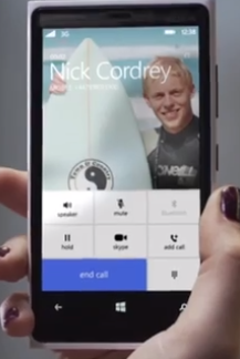 Skype su Windows Phone 8.1