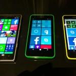 Nokia Lumia 930 - 635 - 630