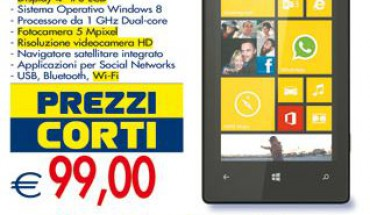 Nokia Lumia 520 in offerta