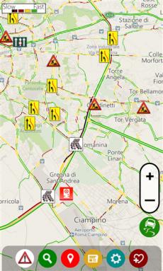 Traffic Roma