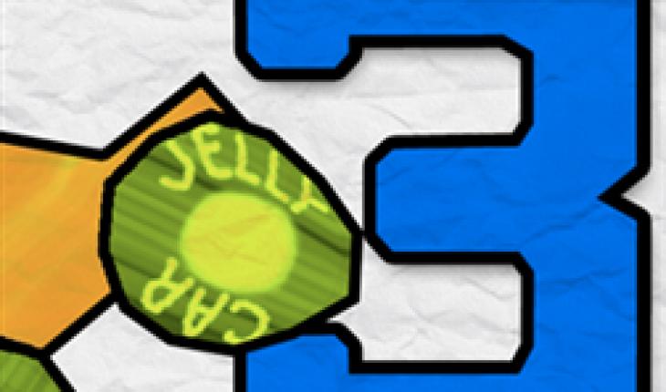 JellyCar 3