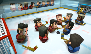 Ice Rage: Hockey