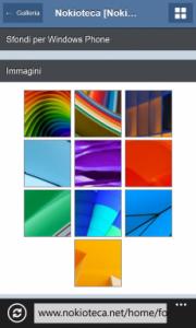 Sfondi per Windows Phone