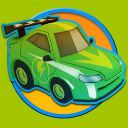OverVolt: crazy slot cars