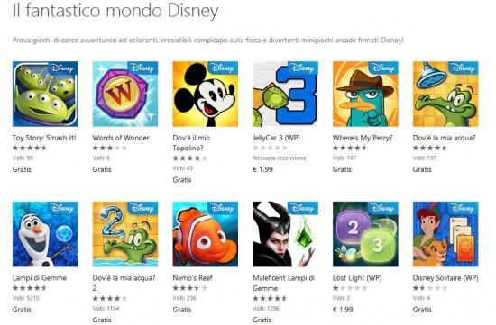Giochi Disney