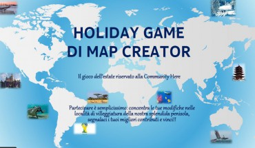 Holiday Map Creator