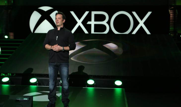 Phil Spencer all'E3 2014