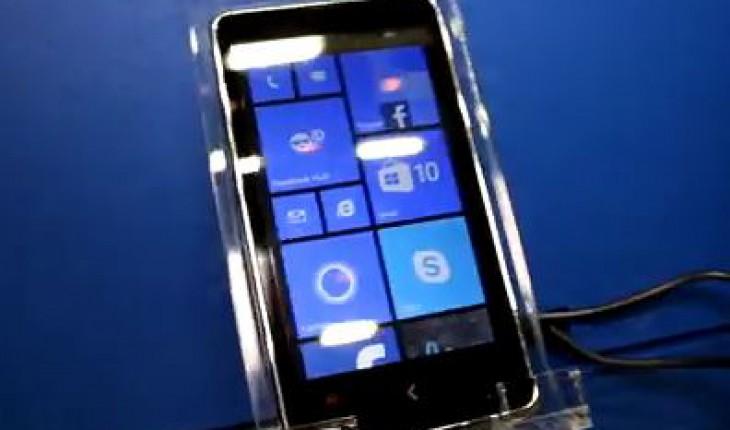 prototipi di nuovi dispositivi Windows Phone