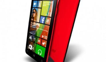 Yezz Billy 4.7 Windows Phone