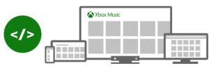 API di Xbox Music