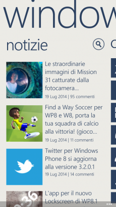 Nuova Windowsteca App