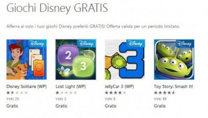 Giochi Disney Gratis