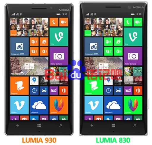 Nokia lumia 830 nuovi rumor sulle sue caratteristiche e for 730 precompilato accedi