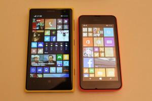 Nokia Lumia 1020 e Nokia Lumia 530