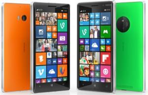Nokia Lumia 930 e 830