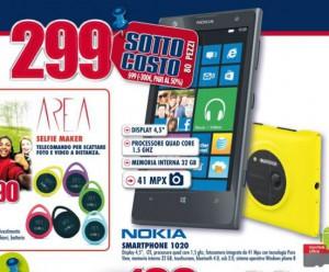 Nokia Lumia 1020 in offerta