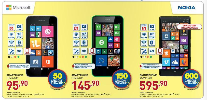 telefoni in offerta euronics