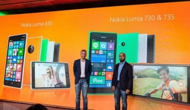 Nuovi Nokia Lumia