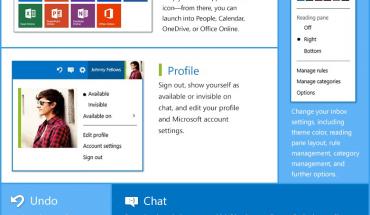 Nuovo header servizi cloud Microsoft