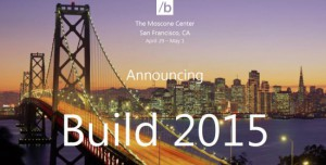 Build Conference 2015