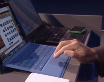 Nuove Gesture Touchpad Windows 10