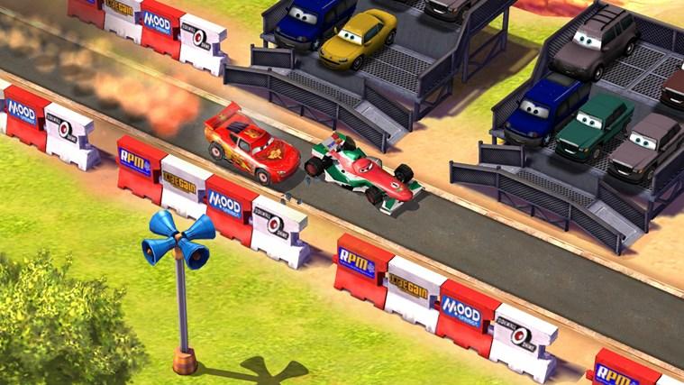 Cars veloci come Saetta, il gioco di Disney Pixar ispirato al film d'animazione Cars arriva